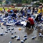 Tin tức trong ngày - Xác định được nhiều người hôi 1.400 két bia