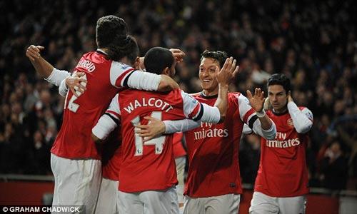 """Arsenal: Khi """"kẻ thù"""" là nỗi sợ hãi - 2"""