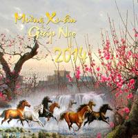 Thơ vui: Chúc mừng năm mới Giáp Ngọ 2014