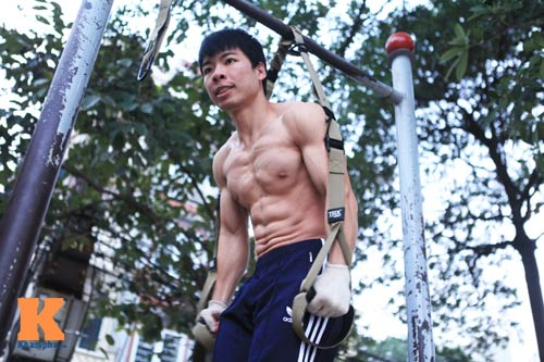 Giới trẻ Việt mê thể dục đường phố - 4