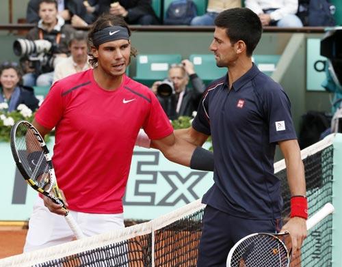 Djokovic thách thức Nadal ở Roland Garros 2014 - 1