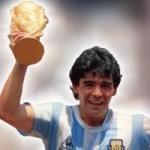 """Bóng đá - Maradona nhớ về """"Bàn tay của Chúa"""" (Kỳ 1)"""