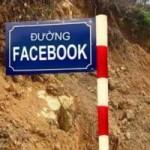 Tin tức trong ngày - Sự thật về đường mang tên Facebook ở Hà Tĩnh