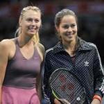 Thể thao - Sharapova & Ivanovic đọ tài khoe sắc