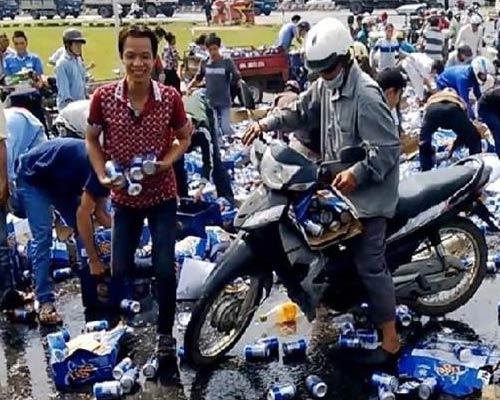 Teen Biên Hòa xấu hổ vì cảnh hôi bia - 1