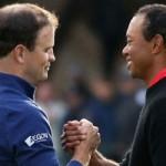 """Thể thao - """"Đấu súng"""", Tiger Woods thua Zach Johnson"""