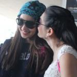 Ca nhạc - MTV - Lâm Chí Khanh hôn mỹ nhân chuyển giới đến VN