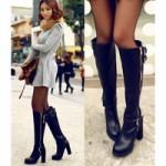 Thời trang - Chọn dáng bốt cho đôi chân thon nhỏ