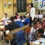 """Giáo dục - du học - Về nơi học sinh làm chủ lớp học, làm """"cô giáo"""""""