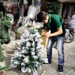 Thị trường - Tiêu dùng - Thị trường Noel trầm lắng