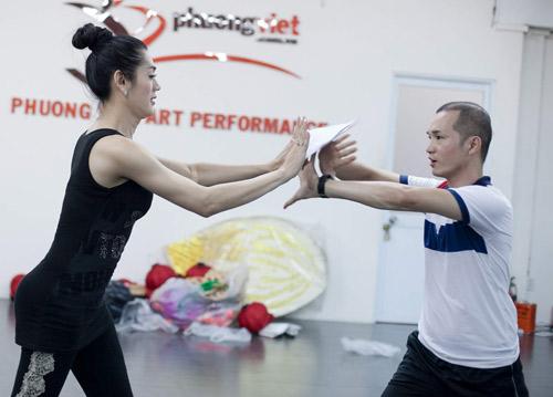 Mr. Đàm, Lâm Chí Khanh diễn tình ngang trái - 9