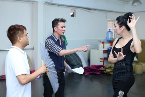 Mr. Đàm, Lâm Chí Khanh diễn tình ngang trái - 4