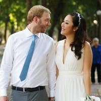 Lộ ảnh cưới hiếm hoi của Ngô Phương Lan