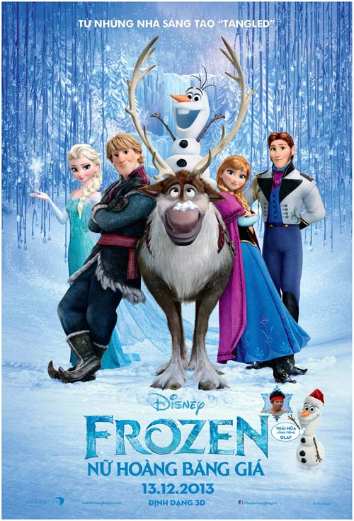 Frozen: Bom tấn hoạt hình cho mùa Giáng Sinh - 3