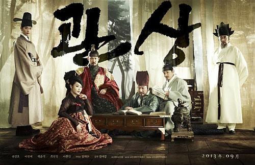 Top 5 phim điện ảnh Hàn ăn khách nhất 2013 - 8
