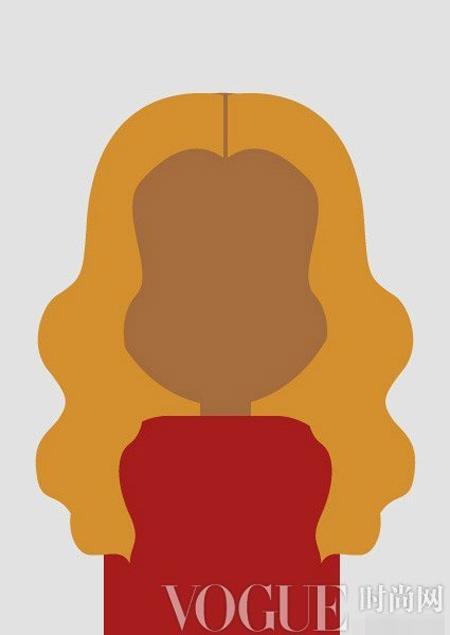 Tìm kiểu tóc theo hình dáng khuôn mặt - 9