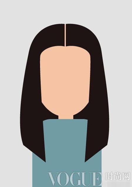 Tìm kiểu tóc theo hình dáng khuôn mặt - 10