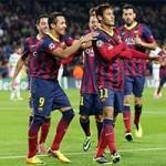 """Bóng đá - Barca """"đánh tennis"""": Niềm tin trở lại"""