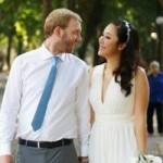 Thời trang - Lộ ảnh cưới hiếm hoi của Ngô Phương Lan