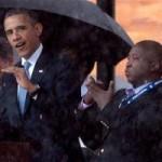 """Phiên dịch tại lễ viếng Mandela bị """"tâm thần"""""""