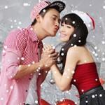 Noel bên người đẹp của Hà Trí Quang