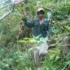 """Cha con """"người rừng"""" ở Quảng Ngãi được lên phim"""