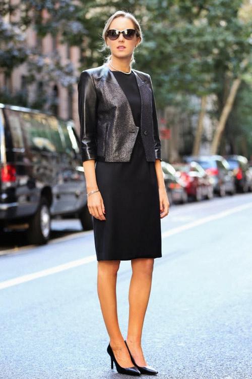Để thêm yêu chiếc váy đen! - 11