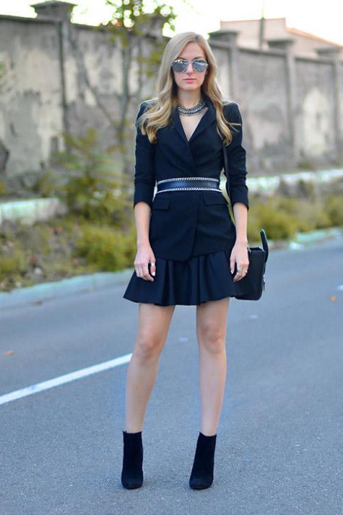Để thêm yêu chiếc váy đen! - 15