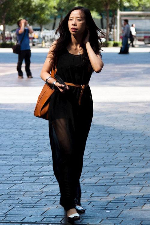 Để thêm yêu chiếc váy đen! - 14