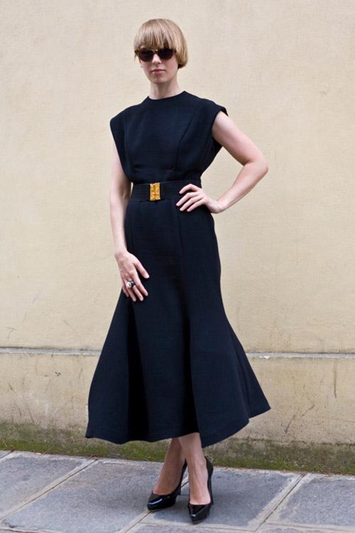 Để thêm yêu chiếc váy đen! - 17