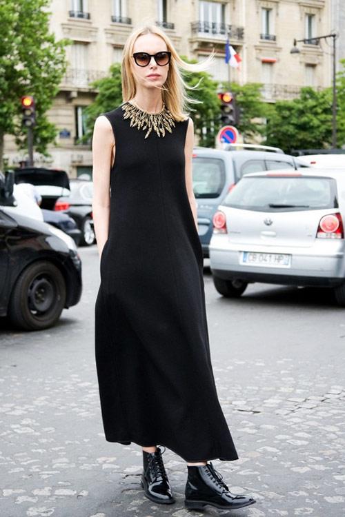 Để thêm yêu chiếc váy đen! - 6