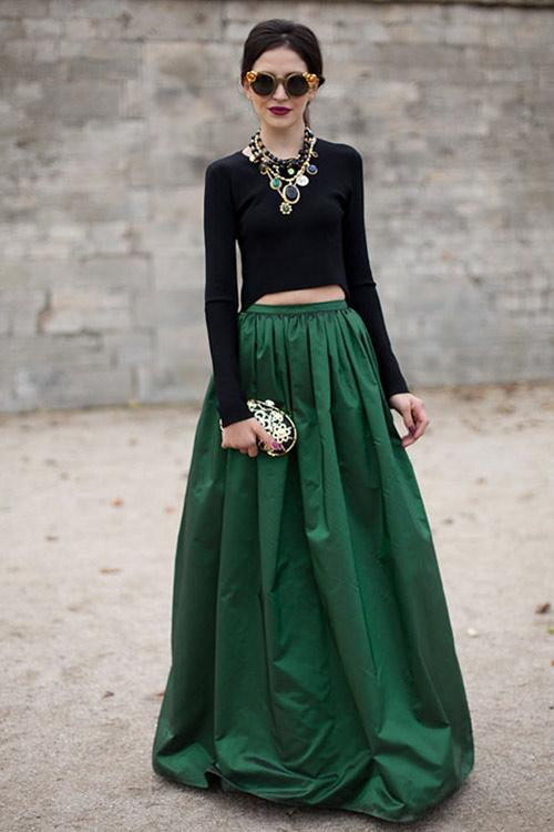 Để thêm yêu chiếc váy đen! - 8