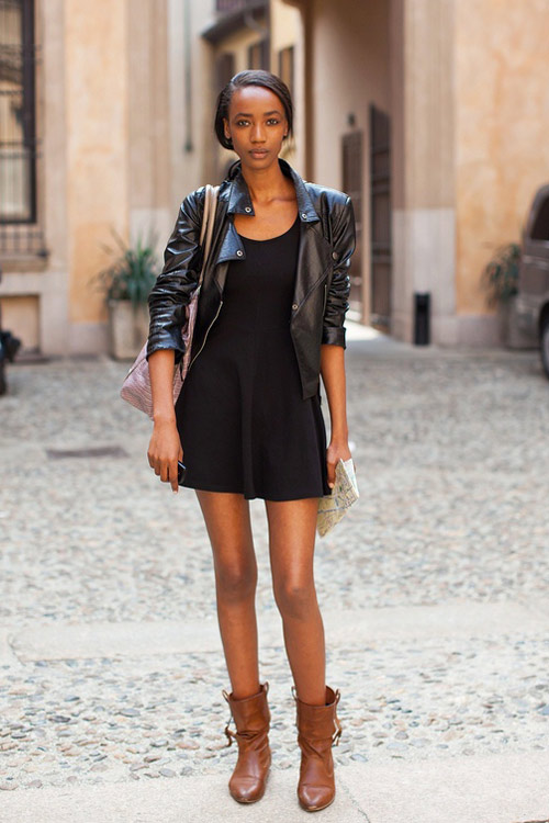Để thêm yêu chiếc váy đen! - 9