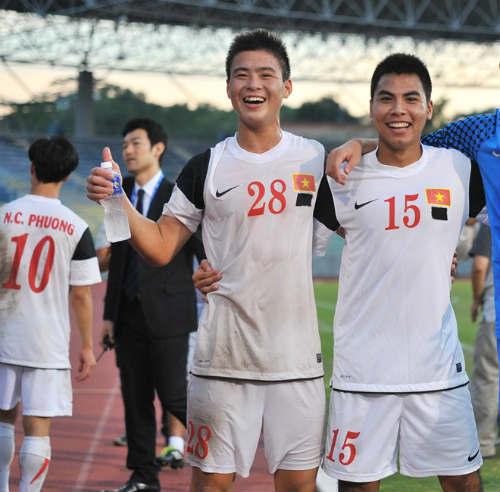2 cầu thủ U19 Việt Nam được mời sang Nhật thử việc - 1