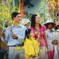 Các dịp lễ, Tết Nguyên đán 2014 được nghỉ dài