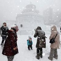 Những lễ hội mùa đông độc đáo nhất thế giới
