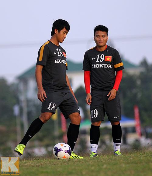 U23 VN – U23 Lào: Gian nan tỏ mặt anh hào - 2