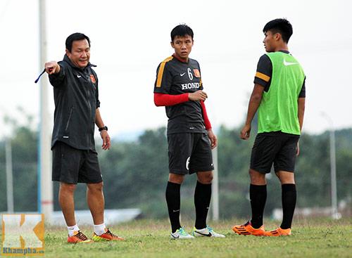 U23 VN – U23 Lào: Gian nan tỏ mặt anh hào - 1