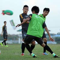 TRỰC TIẾP U23 VN – U23 Lào: Phải thắng