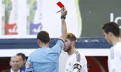 """GĐTT Real """"kêu oan"""" cho Ramos - 1"""