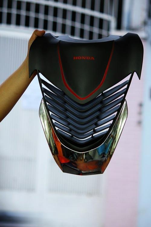 Trào lưu độ mặt nạ cho Honda SH 2012 - 2