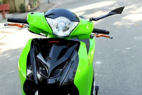 Trào lưu độ mặt nạ cho Honda SH 2012 - 3