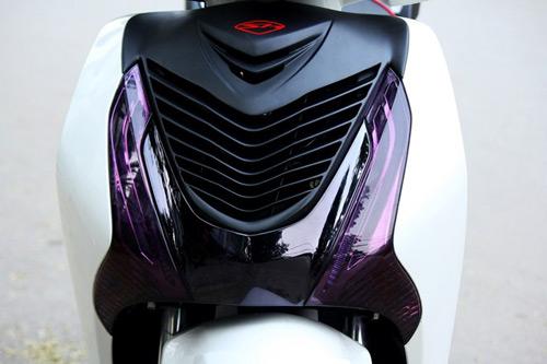 Trào lưu độ mặt nạ cho Honda SH 2012 - 5