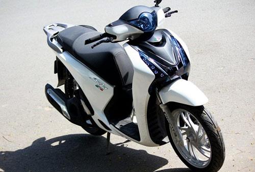Trào lưu độ mặt nạ cho Honda SH 2012 - 8