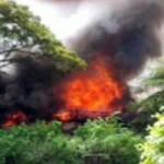 Tin tức trong ngày - Cháy nhà xưởng, công nhân tháo chạy