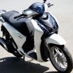 Ô tô - Xe máy - Trào lưu độ mặt nạ cho Honda SH 2012