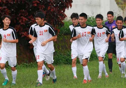 U.19 Việt Nam trước thềm Nutifood Cup 2014 - 1