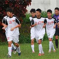 U.19 Việt Nam trước thềm Nutifood Cup 2014