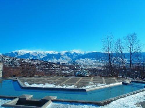 Mùa đông không lạnh tại 7 suối nước nóng