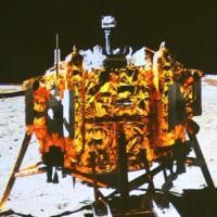 Tàu thăm dò mặt trăng TQ gửi ảnh về Trái đất